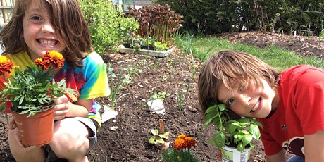 Gardening with Kids billets