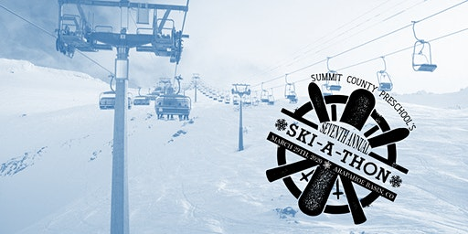 Summit County Preschool's 7th Annual Ski-A-Thon