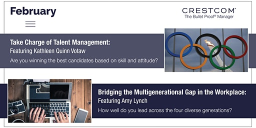 Crestcom's Bullet Proof Manager, a Leadership Development Program