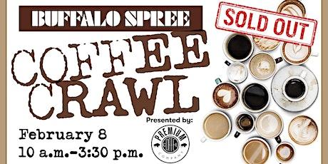 Buffalo Spree Coffee Crawl tickets