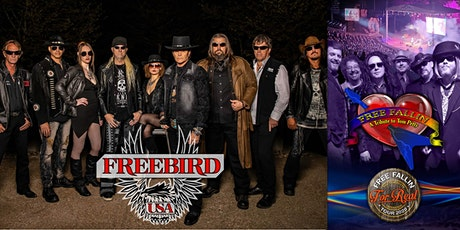 FREEBIRD USA direct from St Louis, MO with guest FREE FALLIN tickets