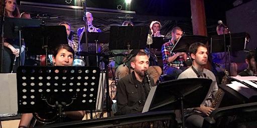 Sunday Night Jazz Celebrates the Life of Steve Grover ft. OURBIGBAND