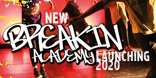 NEW BREAKIN (Breakdance)  ACADEMY LAUNCHING 2020 WITH BBOY SASHA