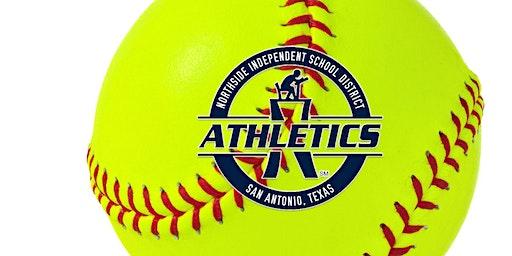 NISD Softball @  Softball 2 - 3/18