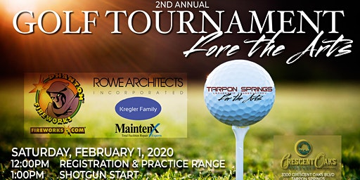 Golf Tournament Fore the Arts