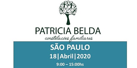 WORKSHOP DE CONSTELAÇÃO FAMILIAR POR PATRICIA BELDA ingressos