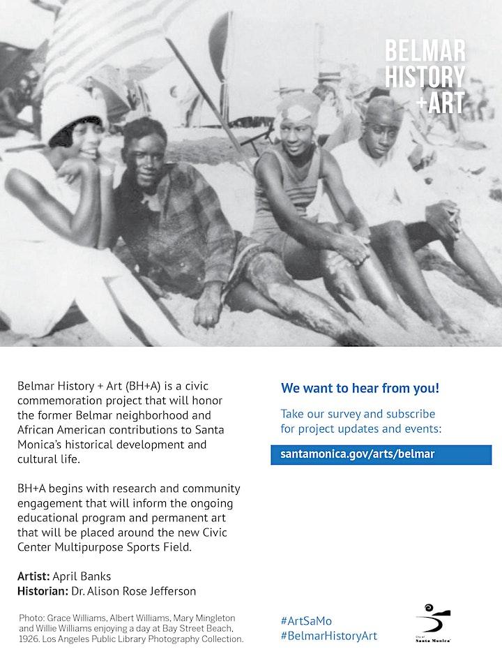 RE/CITE: Community Talk & Tea with April Banks image