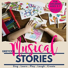 Greyce's Musical Stories tickets