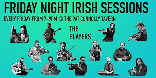 Friday Night Irish Sessions