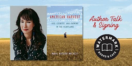 An Evening with Award-Winning Author Marie Mutsuki Mockett