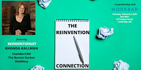 The Reinvention Connection Event Series Launch! tickets