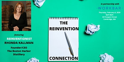 The Reinvention Connection Event Series Launch!