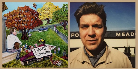 David Dondero at Ham & Eggs w/ Bradley Palermo, Hank May tickets