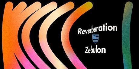 Reverberation Radio DJ Night tickets