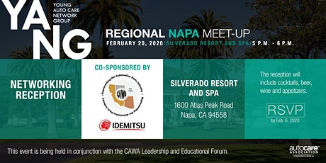 Regional Meet-Up @ CAWA - Napa Valley, CA tickets