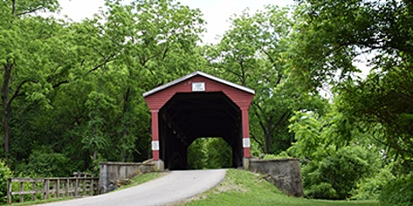 Paint Cecil County Maryland - Foxcatcher Farm Covered Bridge, Fair Hill MD tickets