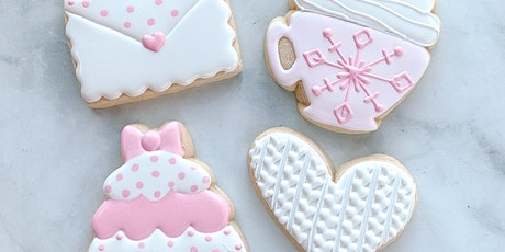 Galentine's Cookie Decorating Class tickets