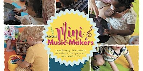 Greyce's Mini Music-Makers tickets