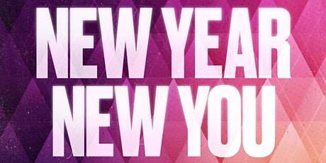 New Year, New You Social Networking Event tickets