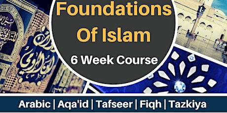 Foundations of Islam tickets