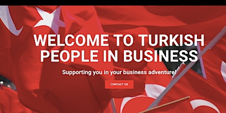Turkish Person in Business Meeting 23 Jan 2020 tickets