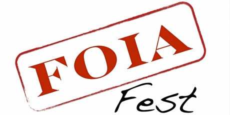 FOIAfest 2020 tickets
