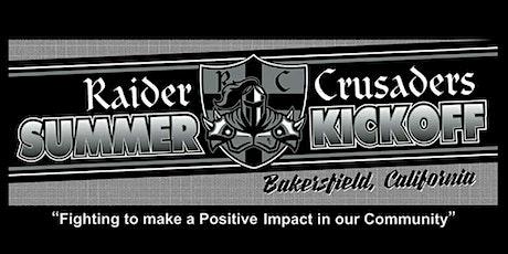 Raider Nation Summer Kickoff 2020 tickets
