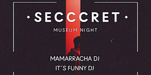 SECCCRET - Museum Night