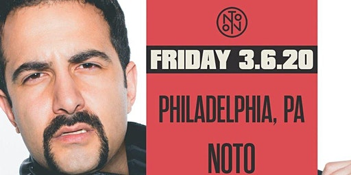 Valentino Khan @ Noto Philly March 6