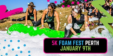 The 5K Foam Fest - Perth 2021 tickets