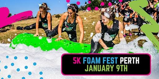 The 5K Foam Fest - Perth 2021
