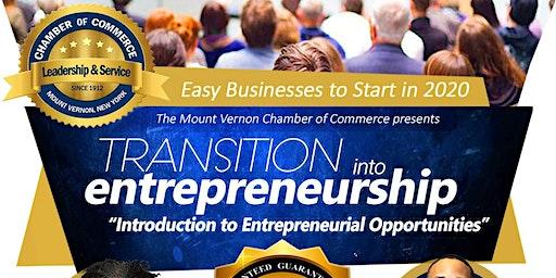 Become an Entrepreneur Options Workshop