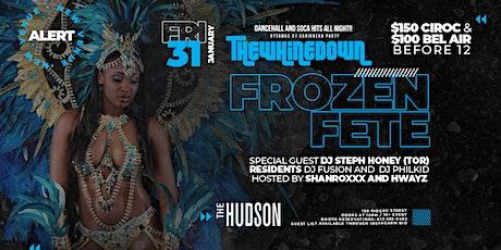 Frozen Fete - Featuring Dj Steph Honey (Toronto) tickets