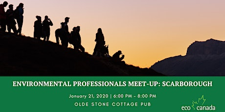 Environmental Professionals Meet-up: Scarborough tickets