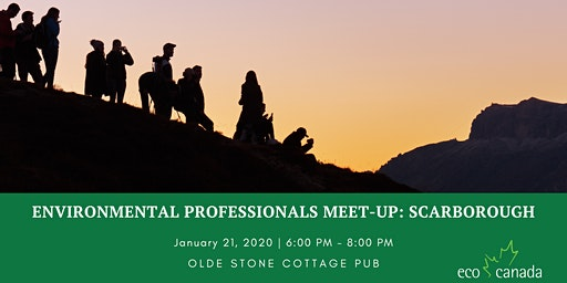 Environmental Professionals Meet-up: Scarborough