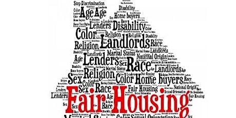 FREE FAIR HOUSING RIGHTS WORKSHOP! tickets