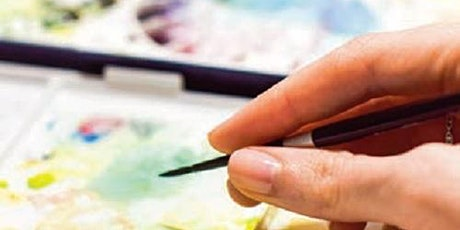 Watercolour Painting Masterclass tickets
