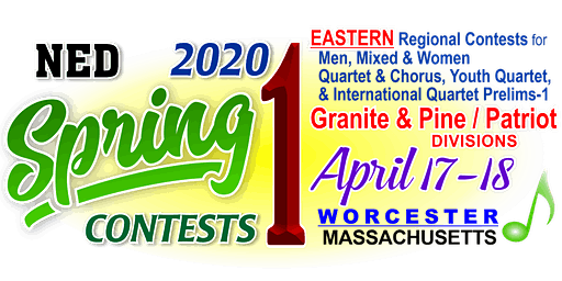 NED Eastern Regional Convention 2020