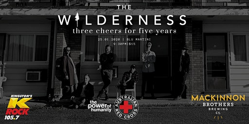 The Wilderness // Three Cheers For Five Years