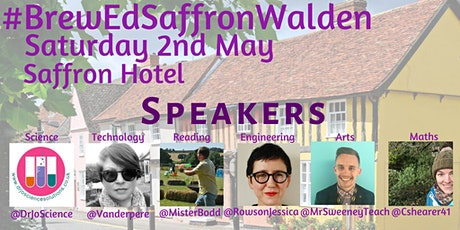 #BrewED Saffron Walden tickets
