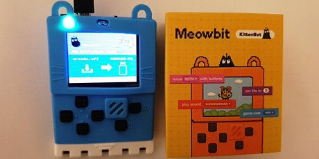 Game Design with Microsoft MakeCode Arcade and Meowbit tickets