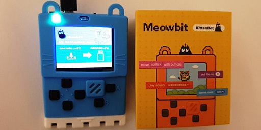 Game Design with Microsoft MakeCode Arcade and Meowbit