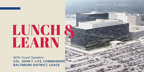 A Lunch and Learn: USACE Baltimore District Program Briefing tickets