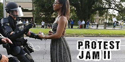 Protest Jam II w/ BadAsh Allstar Team
