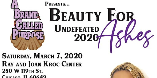 Beauty For Ashes Women's Summit: UNDEFEATED 2020