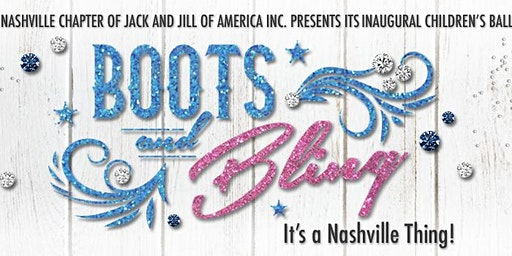 Boots and Bling - It's a Nashville Thing
