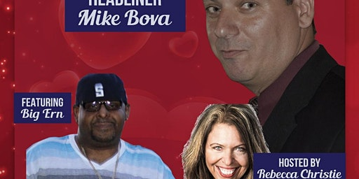 Valentine's Day Dinner and Comedy Show at Niagara Falls Hyatt