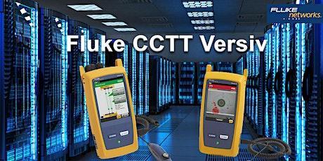 CCTT Versiv | Curso com Certificação Internacional Módulo de Fibra ingressos