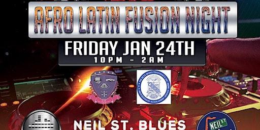 Afro-Latin Fusion Night