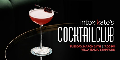 IntoxiKate's Cocktail Club ~ March tickets